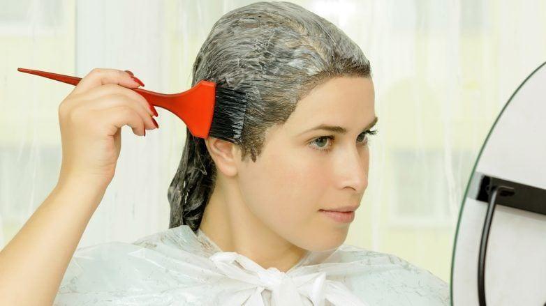 teñir el cabello en casa