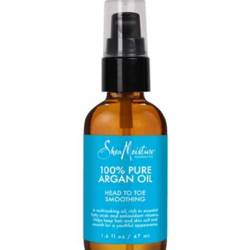 SheaMoisture 100% Pure Argan Oil Head To Toe Smoothing