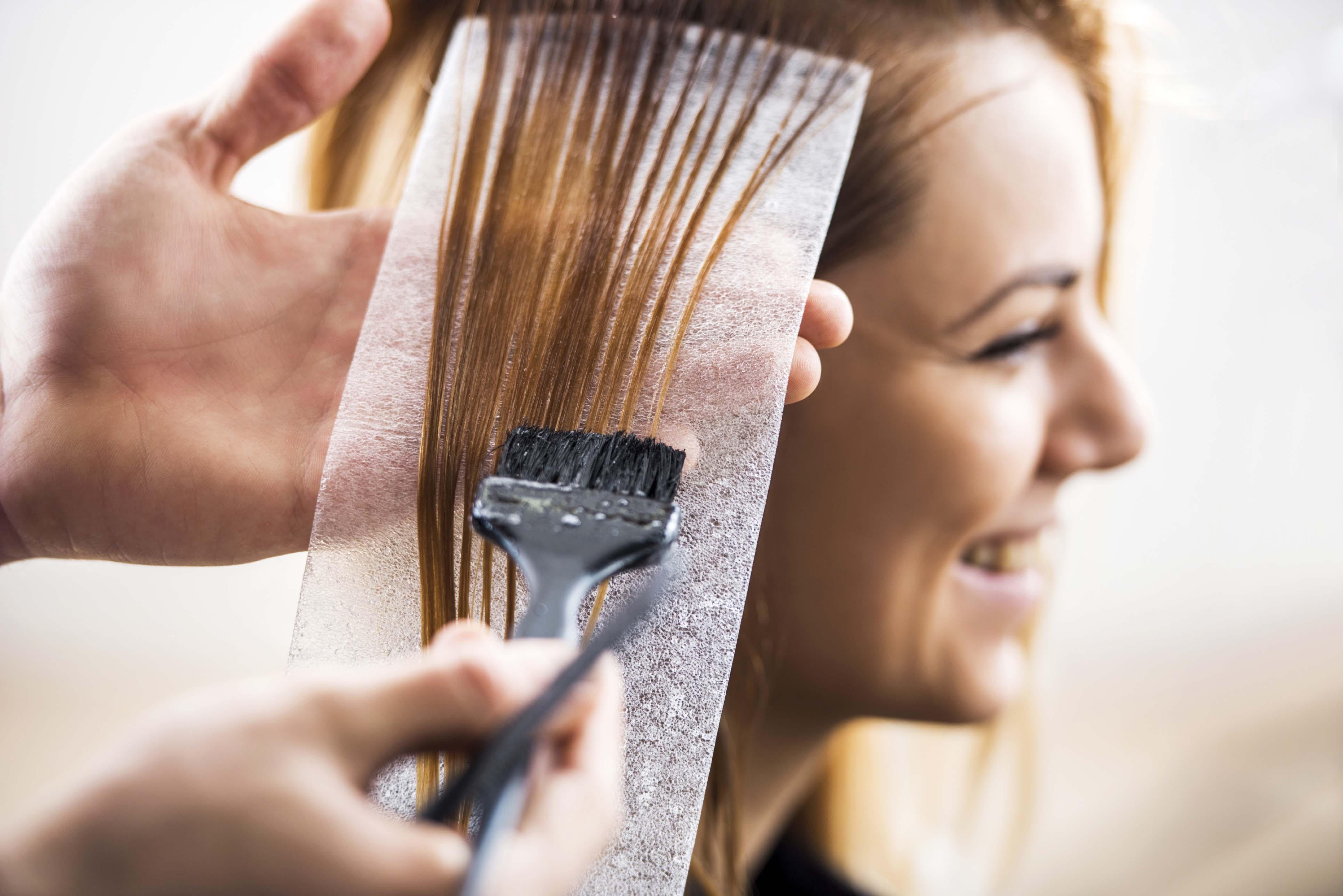 средство от пушистости волос