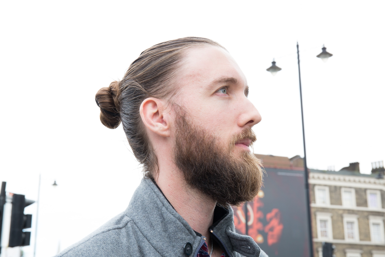 борода и пучок