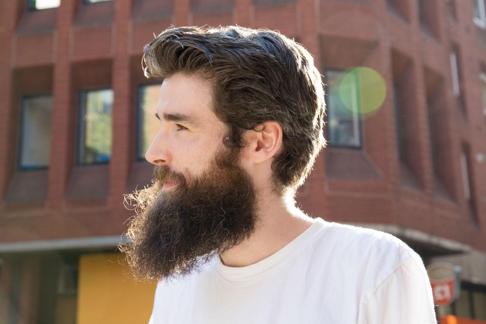 борода в турецком стиле