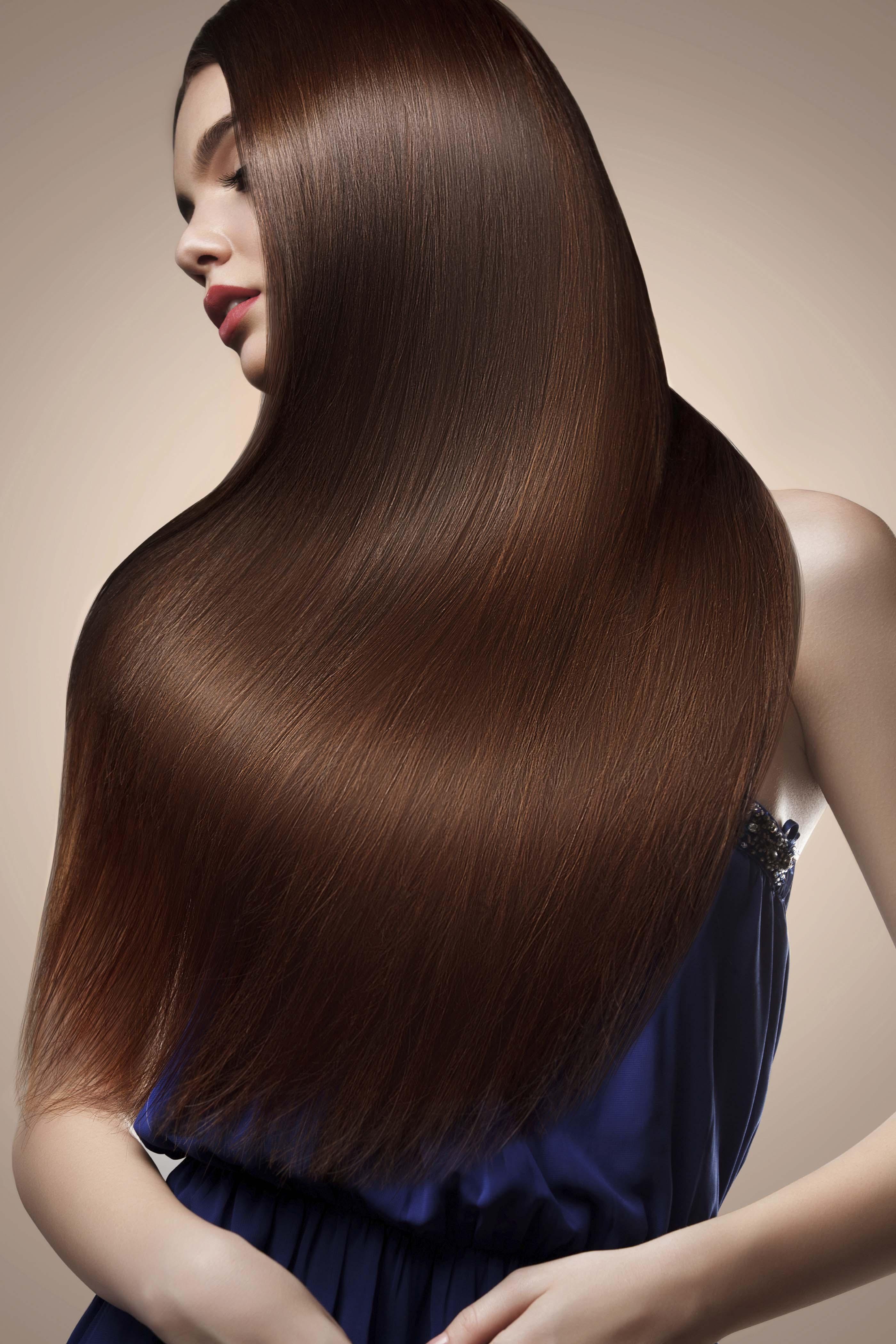 лпминирование волос