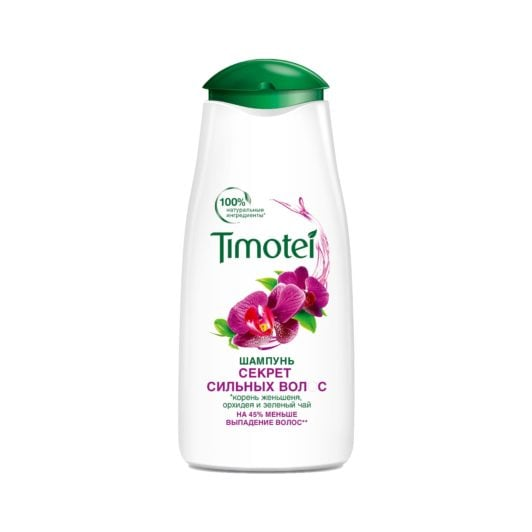 Timotei шампунь для женщин