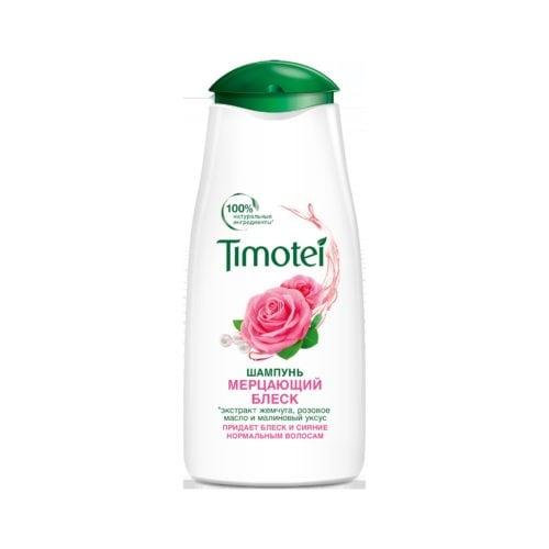 "Timotei шампунь для женщин ""Мерцающий блеск"""