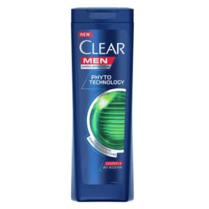 шампунь clear мужской