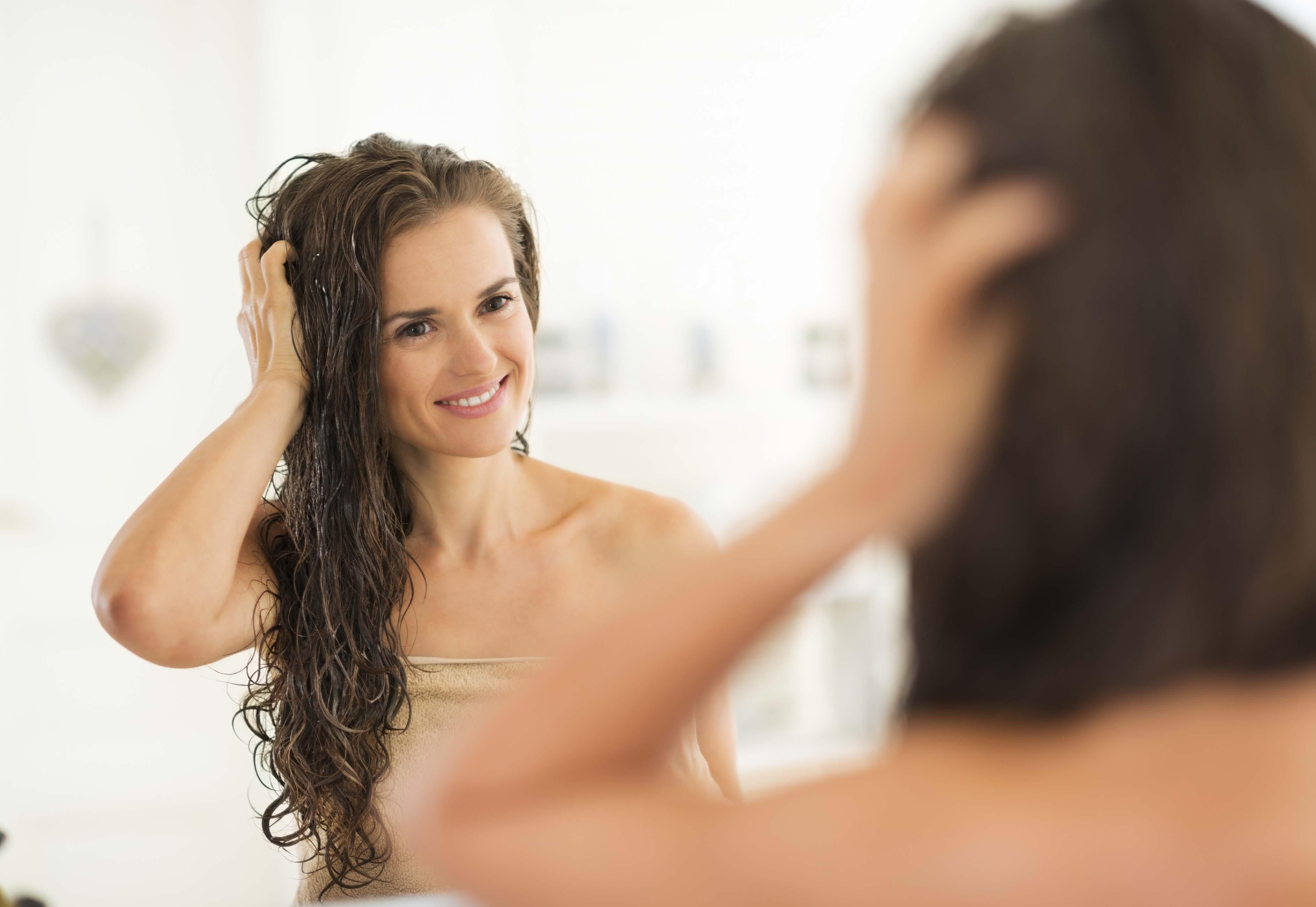 сухие волосы — что делать