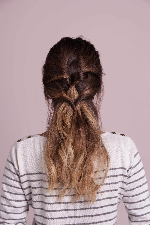коса жгут