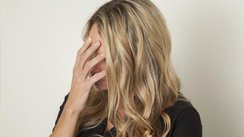 От омбре выпадают волосы