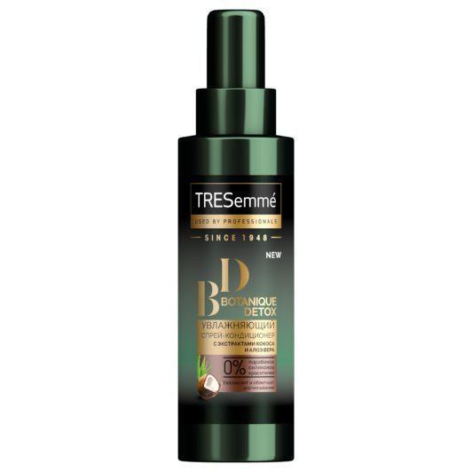 Увлажняющий спрей для волос TRESemmé Botanique Detox