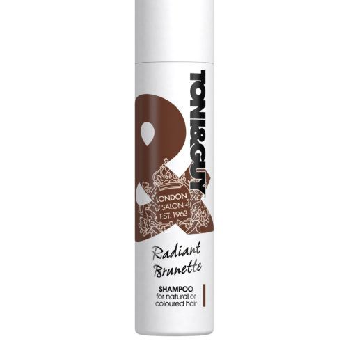 Шампунь Toni&Guy Radiant Brunette