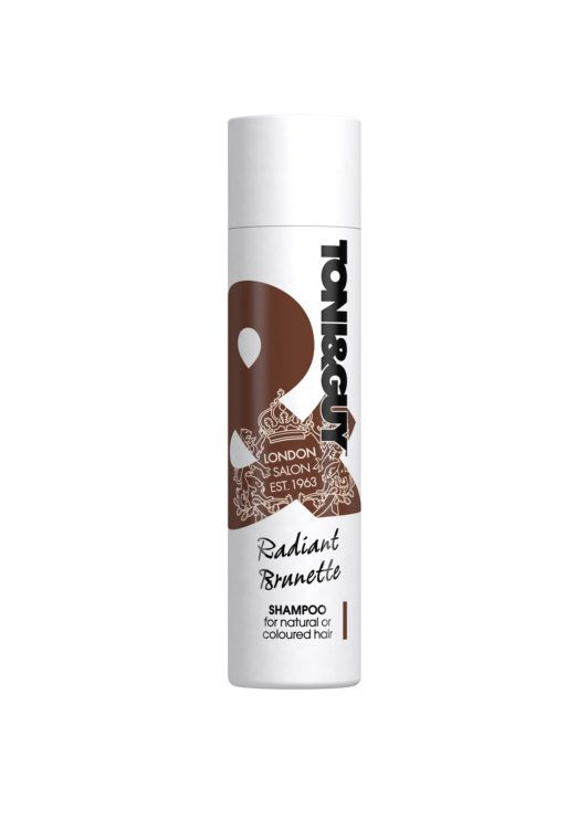 Шампунь Toni&Guy Radiant Brunette для темных волос