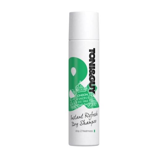 Cухой шампунь «Мгновенная свежесть» Toni&Guy Instant Refresh Dry Shampoo
