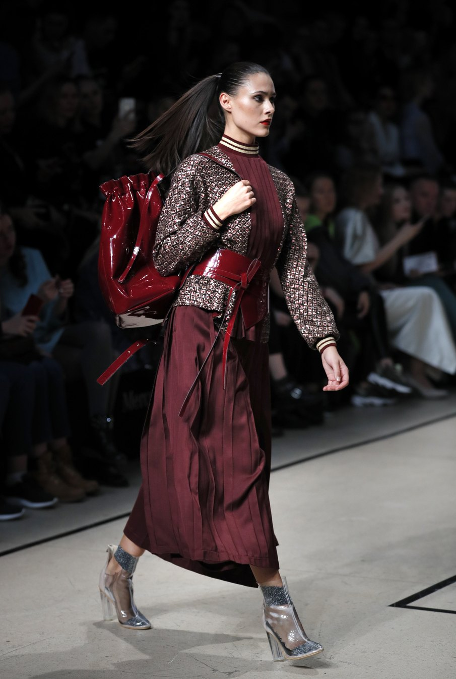 неделя моды mercedes-benz