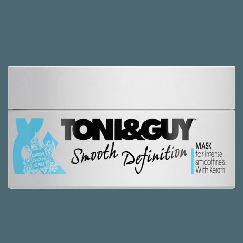 Маска Toni&Guy Smooth Definition Mask для непослушных волос