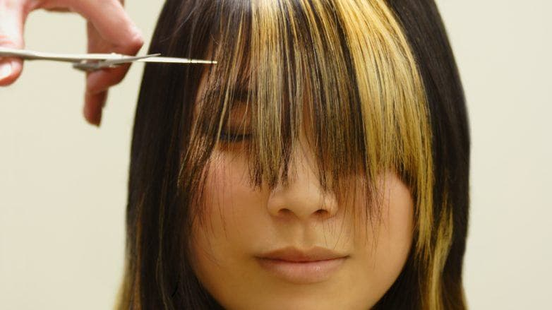 стрижка волос в домашних условиях