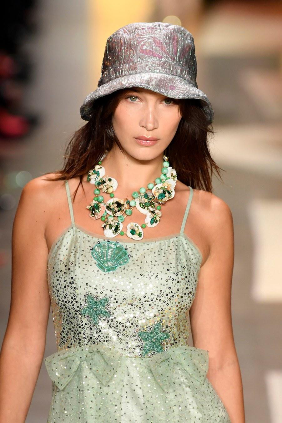 модные головные уборы на лето