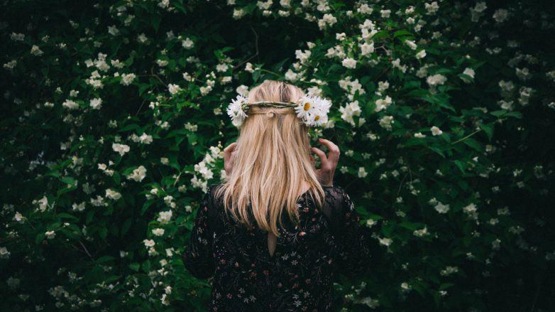 шампуни чистая линия отзывы длинные светлые волосы венок цветы в волосах