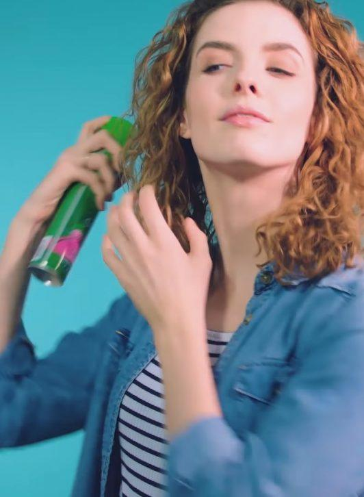 Как уложить волнистые волосы