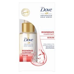 Dove Advanced Hair Series сыворотка-масло Прогрессивное восстановление