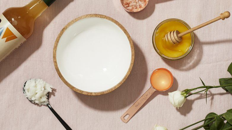 скраб для кожи головы натуральные ингредиенты