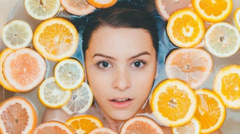 лимонная кислота для волос темные волосы
