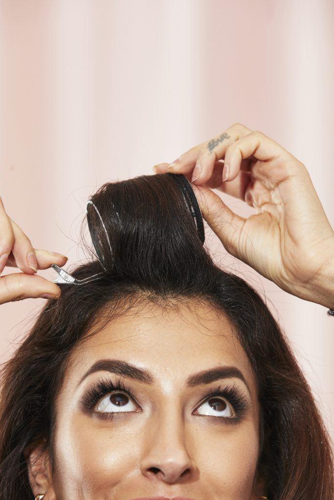 как пользоваться бигуди темные волосы бигуди