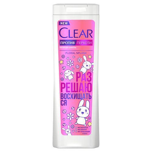 Clear шампунь женский Floral Splash