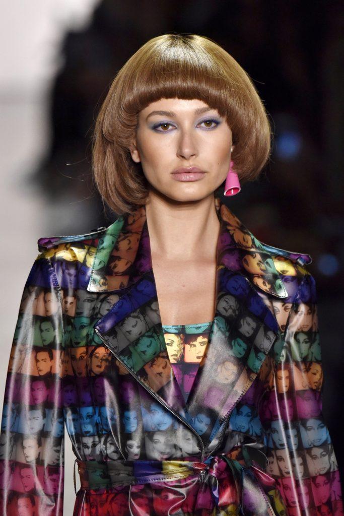 коричневые волосы сэссун асимметричная прическа женские стрижки названи средняя длина