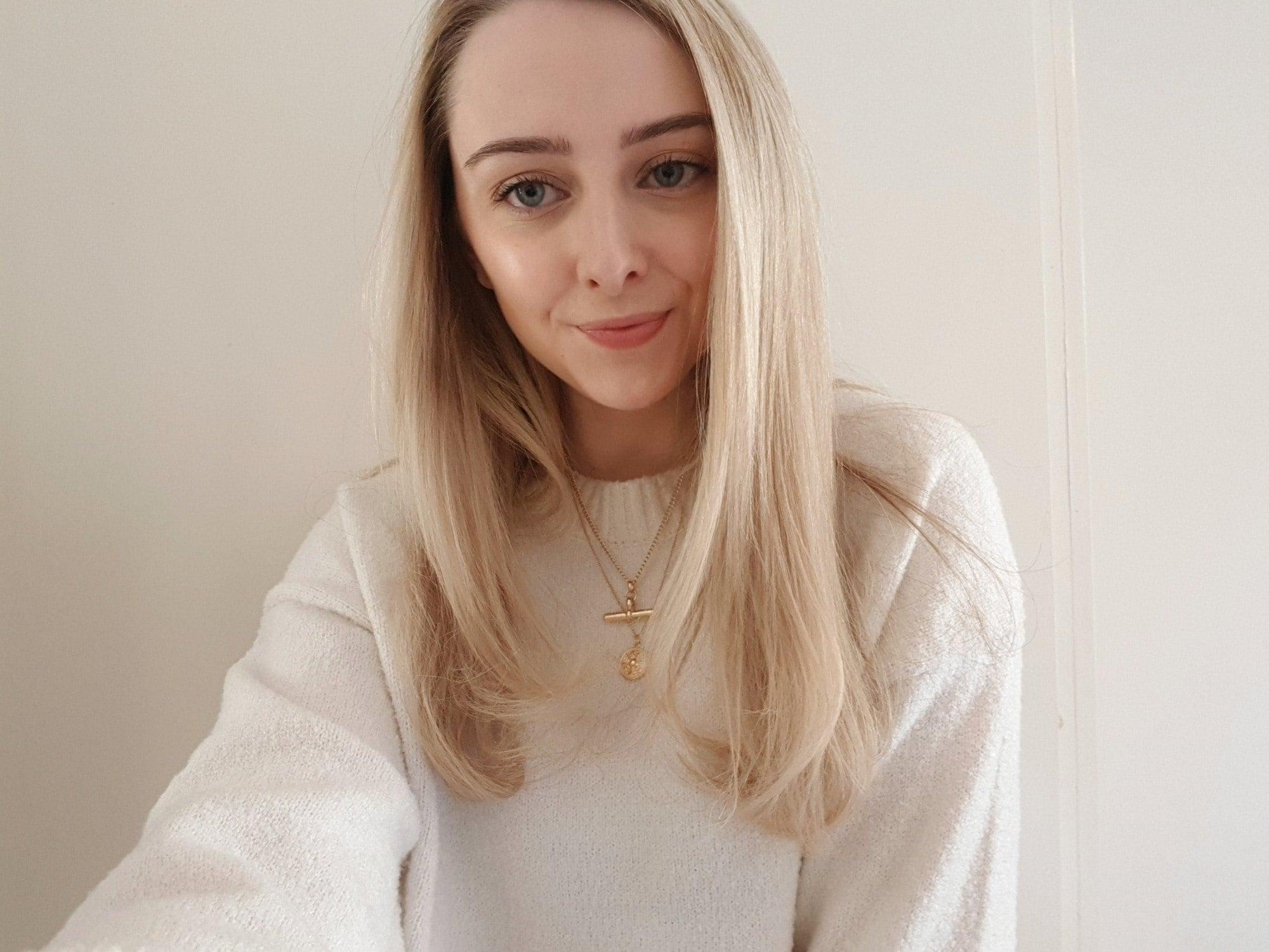 уход за волосами длинные блонд