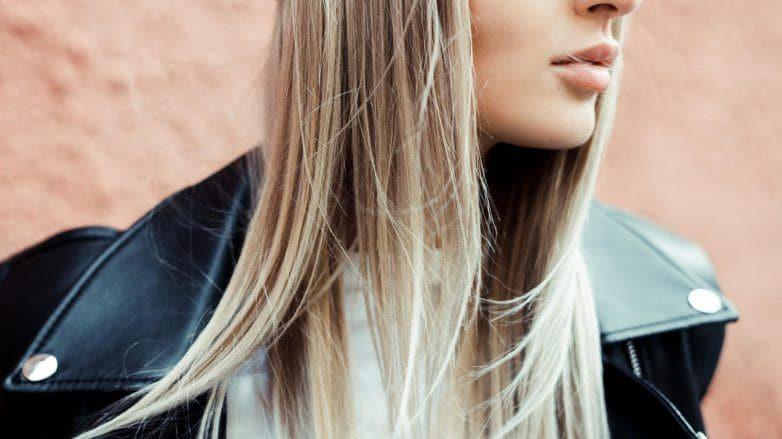 средства от пушистости волос длинные волосы блонд