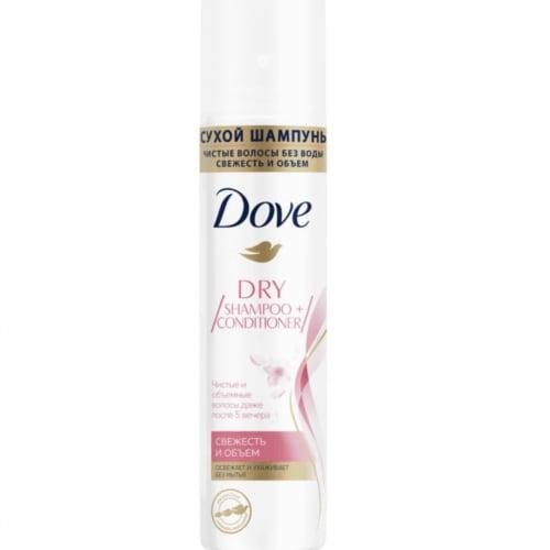 Сухой шампунь Dove для объема мини-travel формат