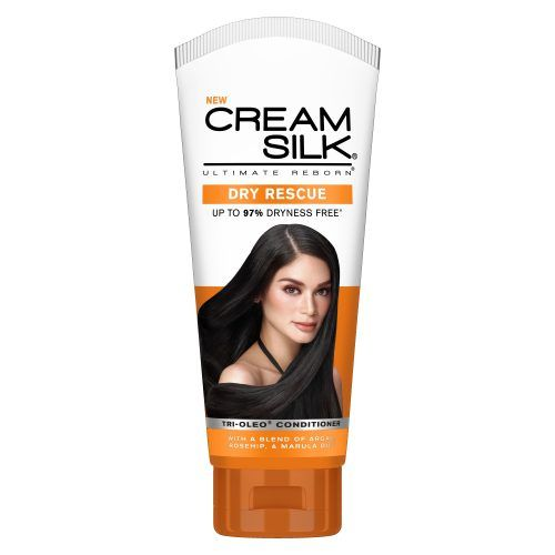 Tube of Cream Silk Ultimate Reborn Dry Rescue Conditioner