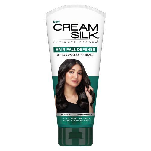 Tube of Cream Silk Ultimate Reborn Hair Fall Defense Conditioner