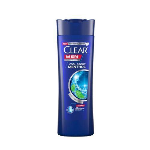 CLEAR Cool Sport Menthol Anti-Dandruff Shampoo for Men