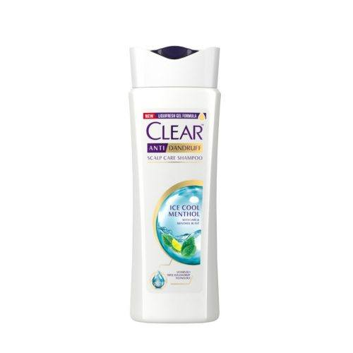 CLEAR Ice Cool Menthol Anti-Dandruff Shampoo