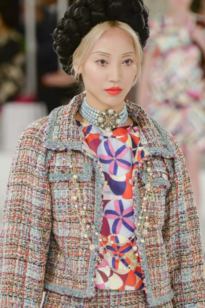korean hairstyle: blonde