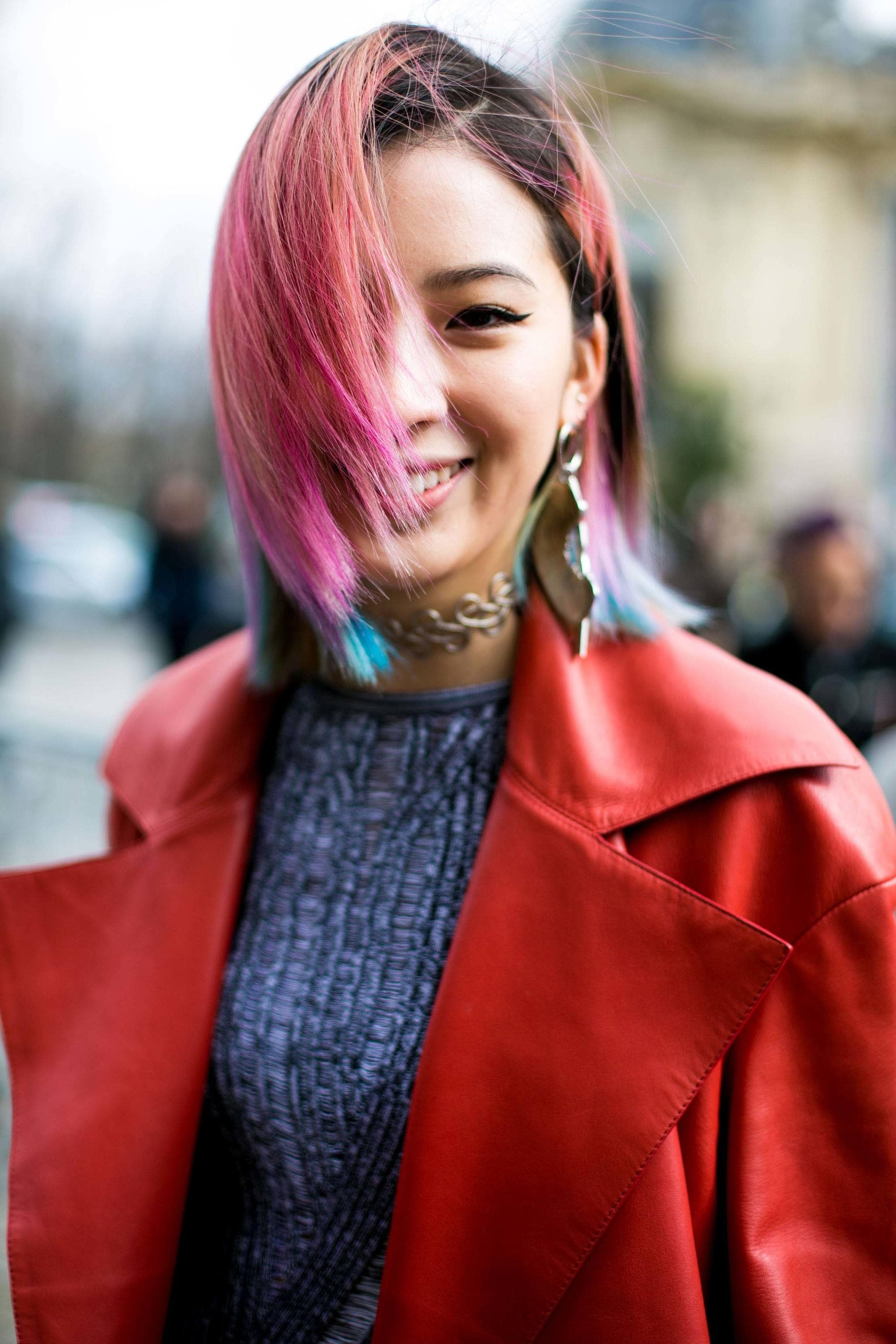 Ombre Short Hair Pegs That Are Major Hairgoals