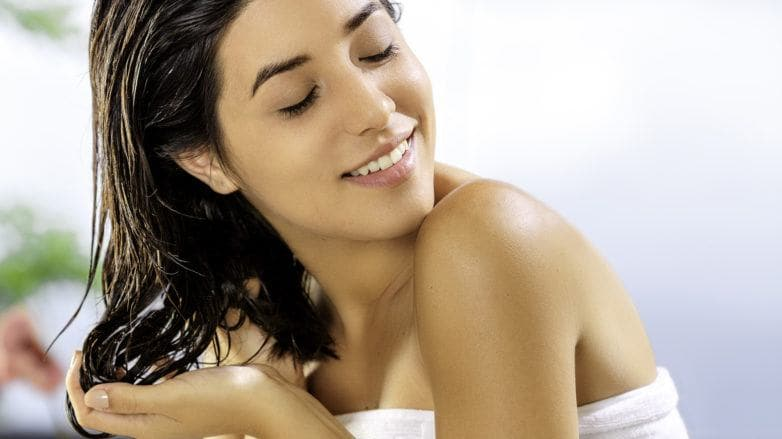 at home hair care products treatment