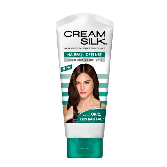 Cream Silk Hairfall Defense Conditioner