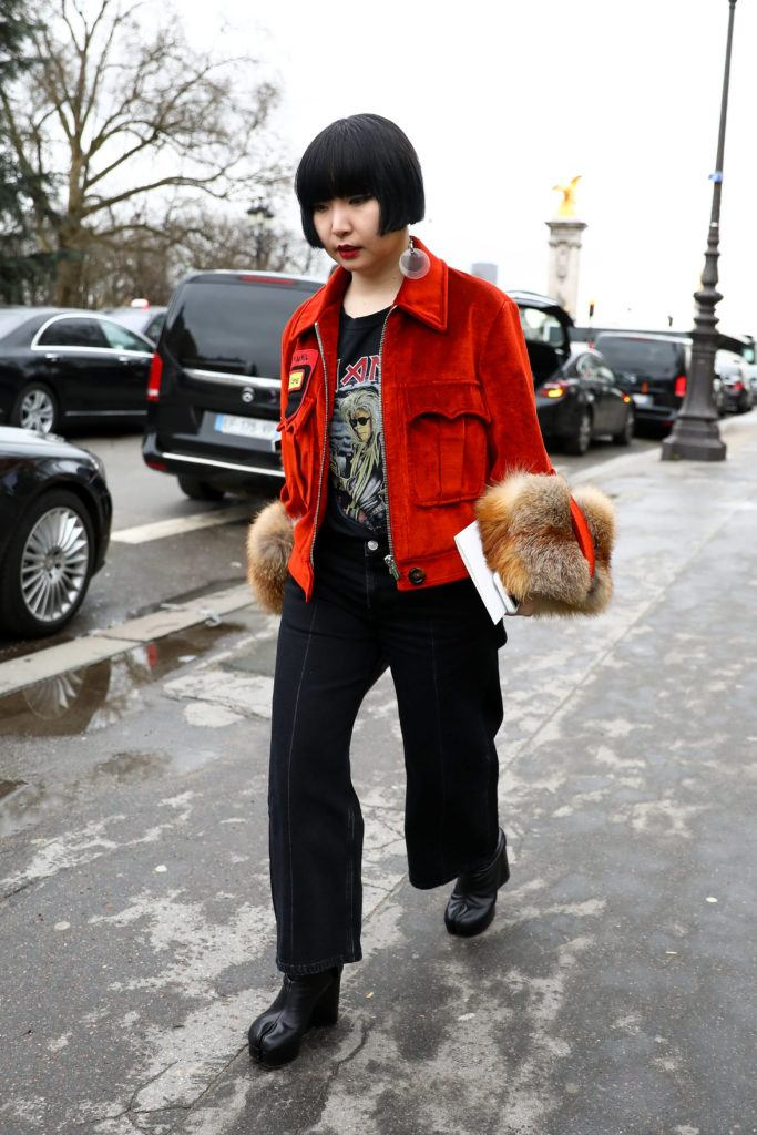 Day 7 Paris Fall 2017s structured bob korean hairstyle