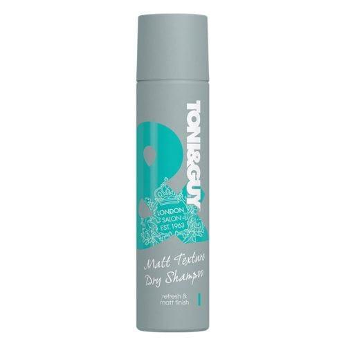 TONI&GUY Matte Texture Dry Shampoo
