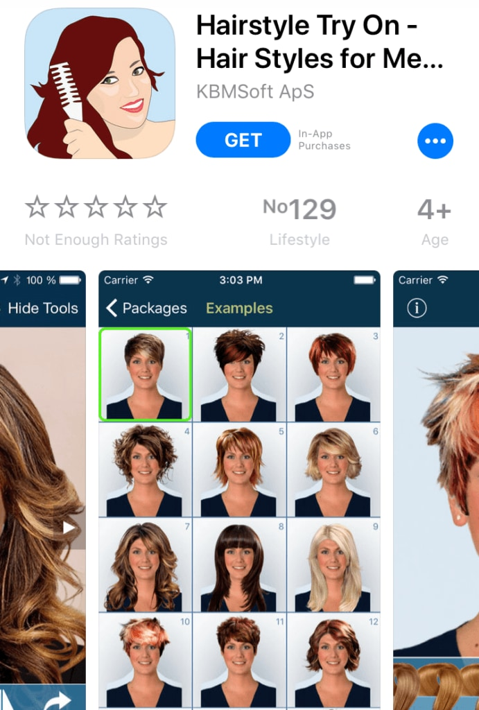 Wondrous 10 Apps To Know The Best Hairstyles For Your Face Shape Schematic Wiring Diagrams Amerangerunnerswayorg