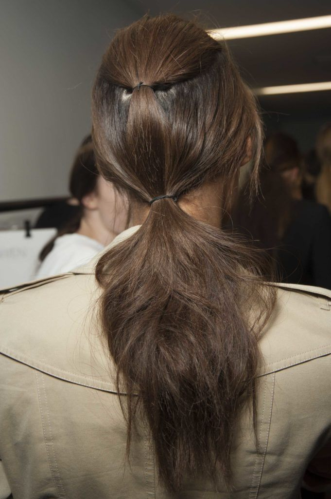 easy-updos-double-ponytail