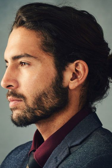 12 Long Hairstyles for Men with Thick Hair | All Things Hair ...