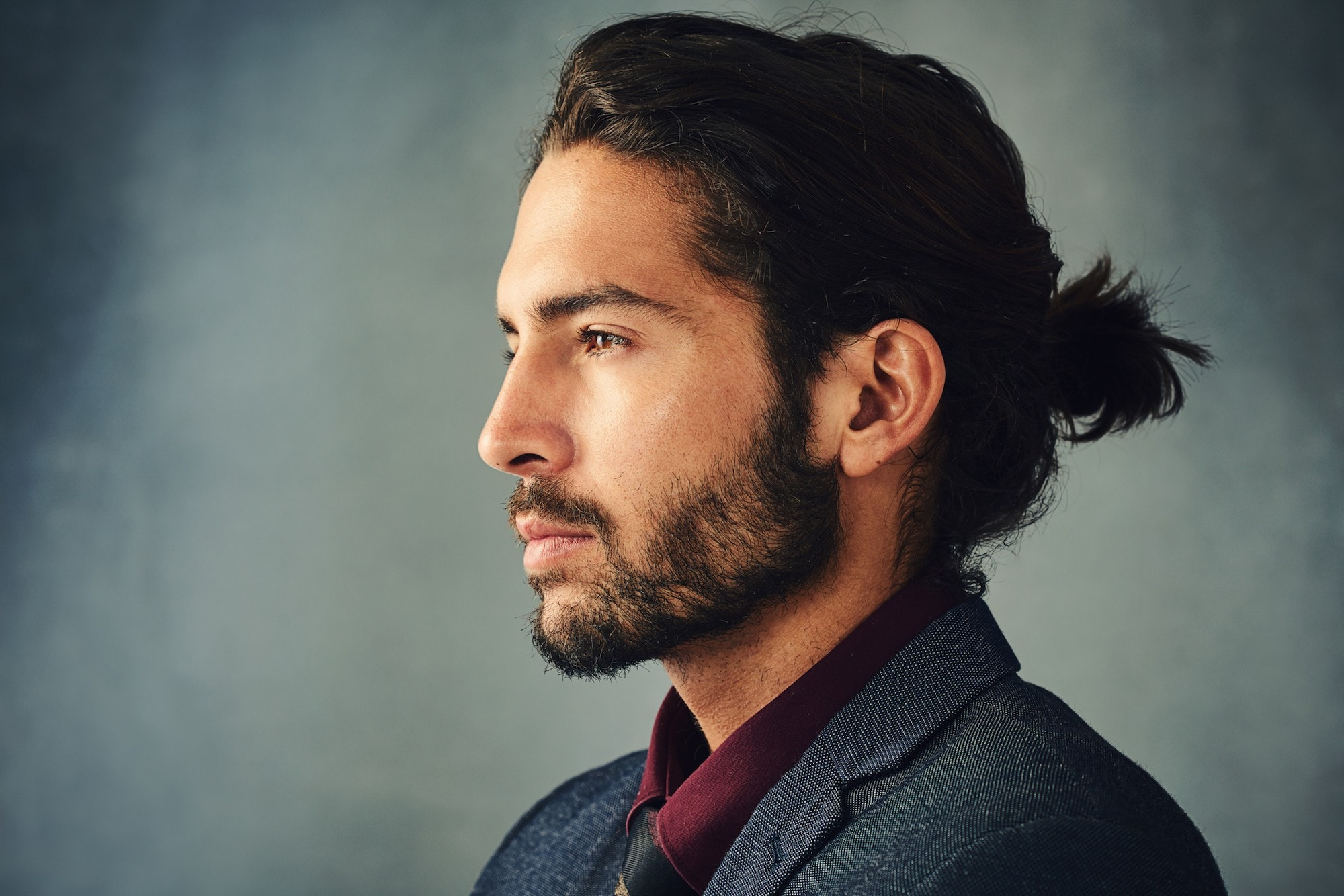 We Re Loving These Long Hairstyles For Men