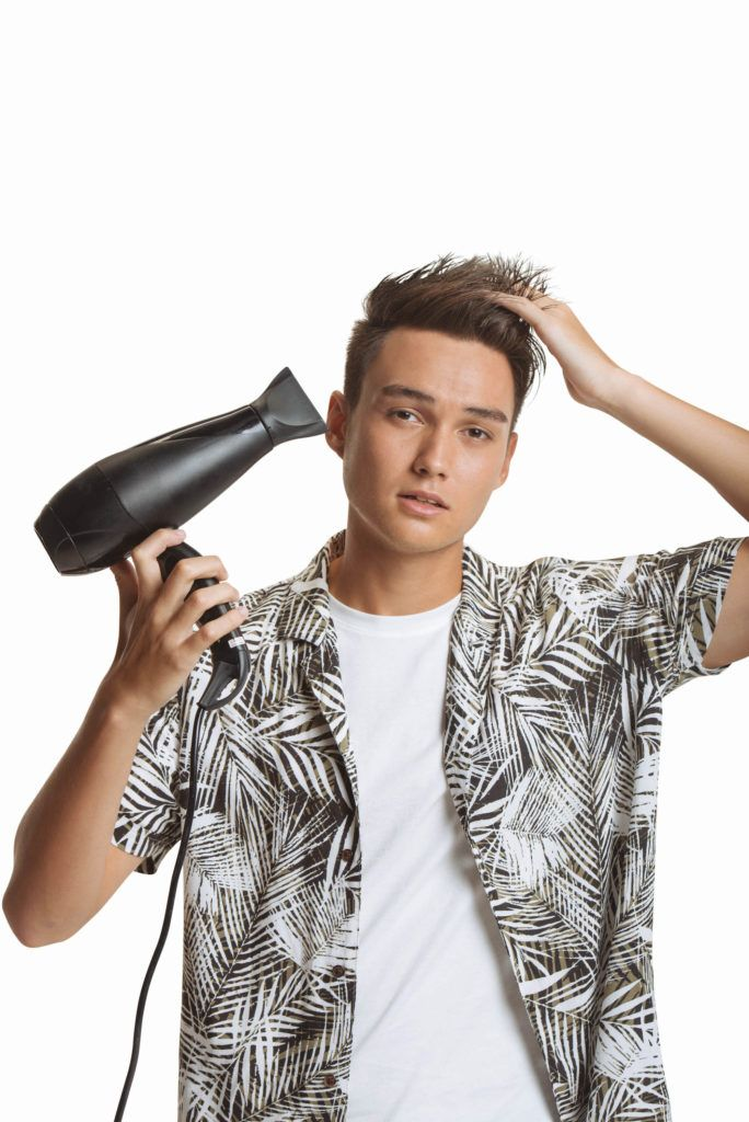 patrick franksson hairstyle tutorial clear shampoo