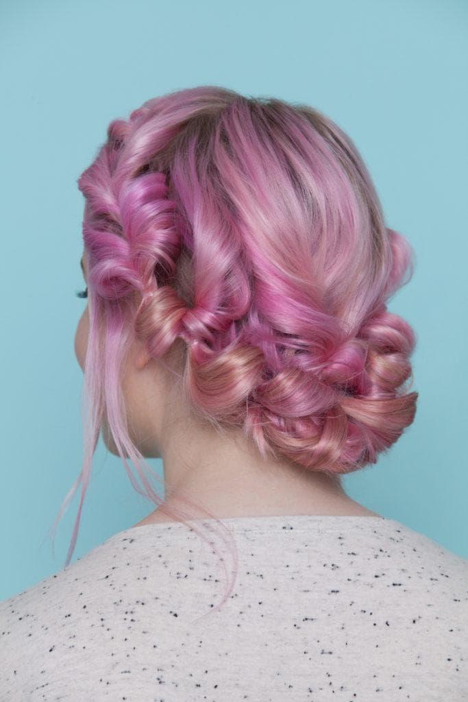 pull-through-crown-hair