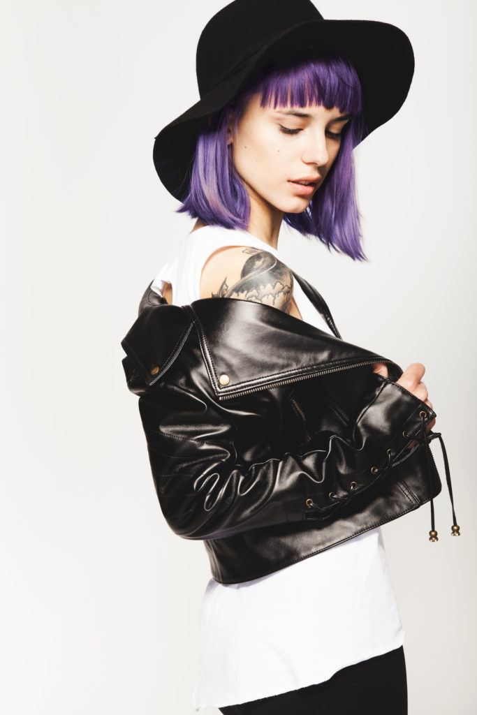 ultra violet hair color