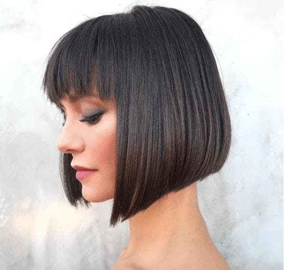 13 Chin Length Hairstyles Haircuts To Try