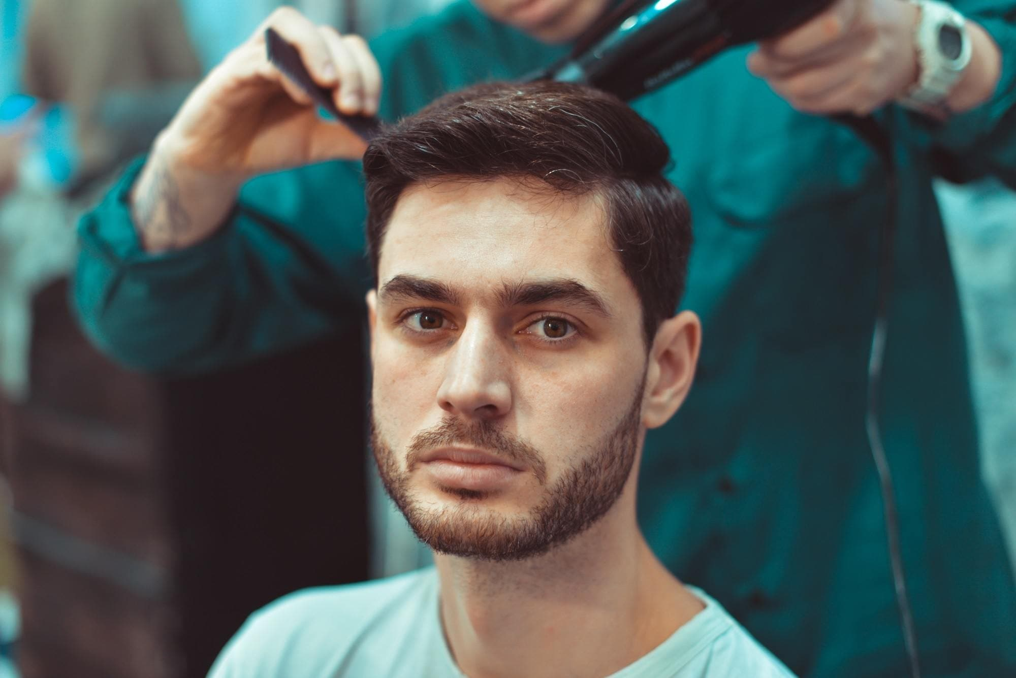 Fathers day haircuts - High and tight shutterstock